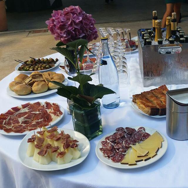 Catering celebraciones empresas