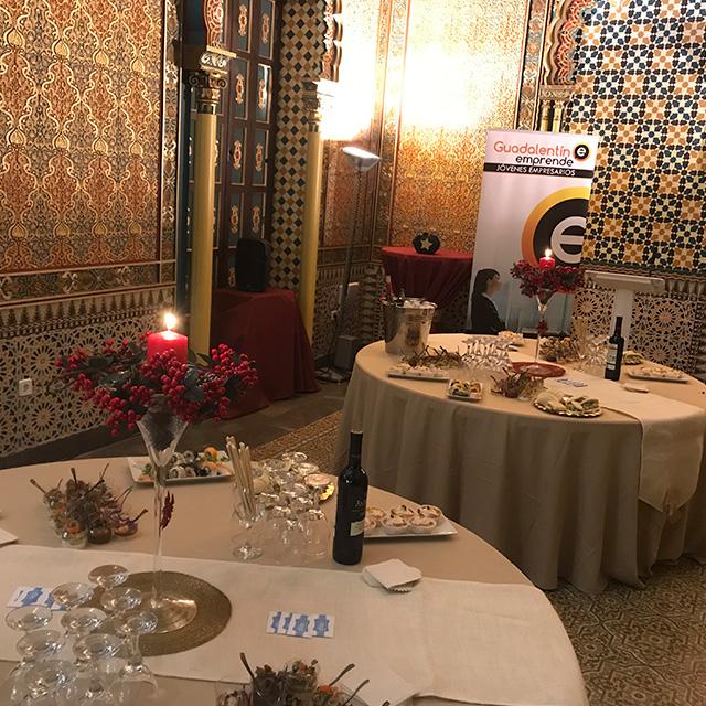 catering eventos asociaciones Murcia
