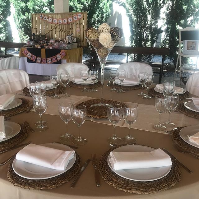 Catering para celebraciones Diloa