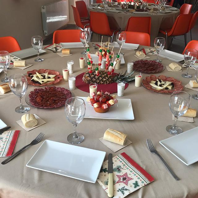 catering para eventos graduaciones centros educativos Murcia