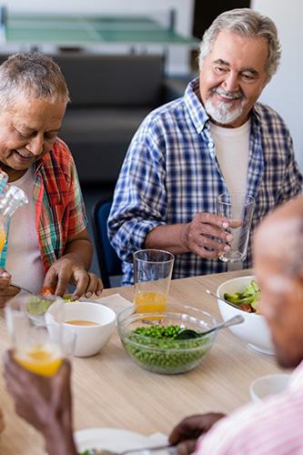 catering residencias de ancianos Murcia