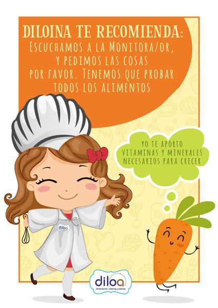 diloina servicio comedores escolares Murcia