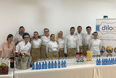 empresa catering Lorca Murcia