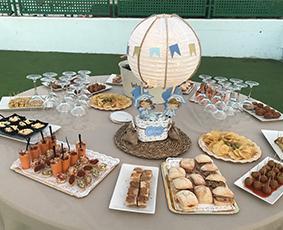 catering para comuniones Murcia