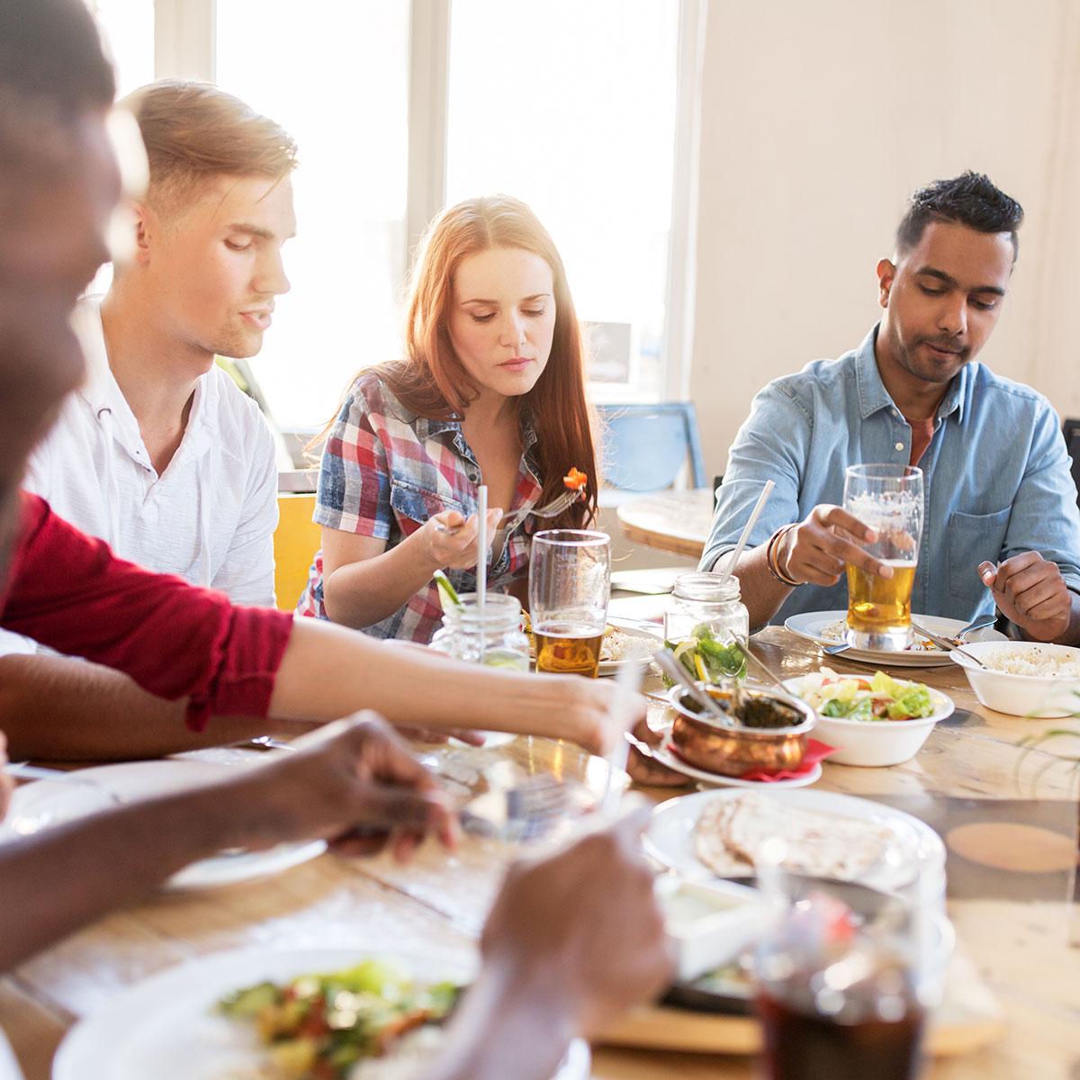 catering de comida para universidad