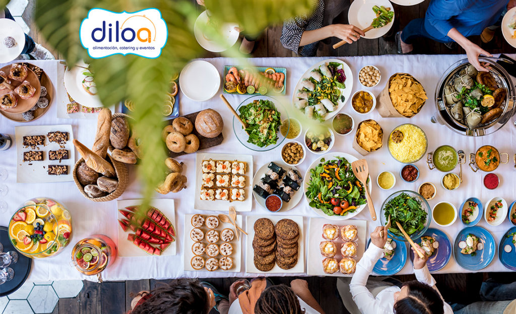 La hostelería en la Fase 2 por Catering Diloa